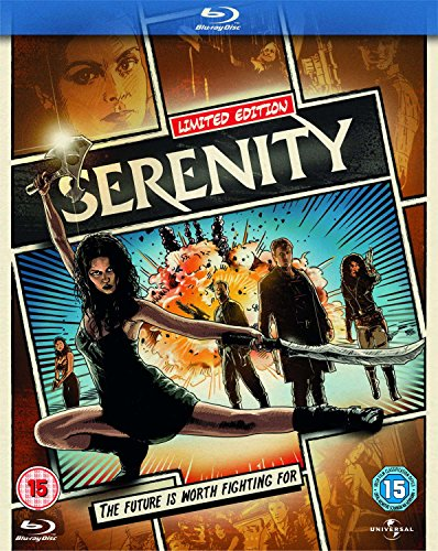 Serenity (Blu-ray) (UK) -- via Amazon Partnerprogramm