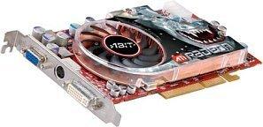 ABIT Radeon RX800 XT, 256MB DDR3, DVI, ViVo, AGP