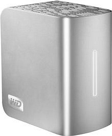 Western Digital My Book Studio Edition II   4TB, USB 2.0/eSATA/FireWire 400/800 (WDH2Q40000E)