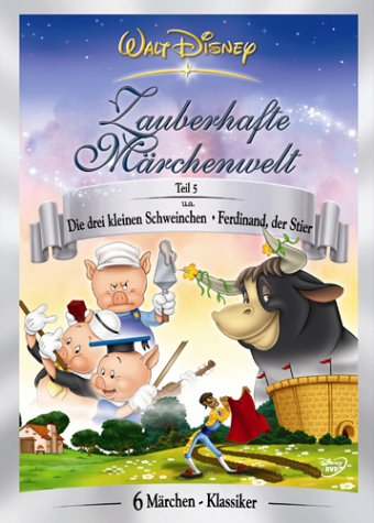 Disney's Zauberhafte Märchenwelt 5 -- via Amazon Partnerprogramm