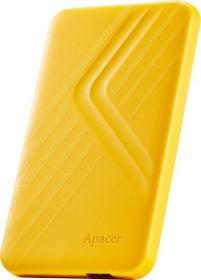 Apacer AC236 gelb 2TB, USB-A 3.0 (AP2TBAC236Y-1)