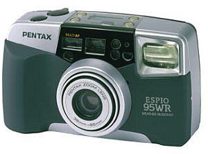 Pentax Espio 95WR Data (10518)