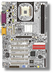 Soltek SL-85DR2-C, i845E (DDR)