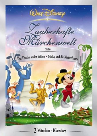 Disney's Zauberhafte Märchenwelt 6 -- via Amazon Partnerprogramm