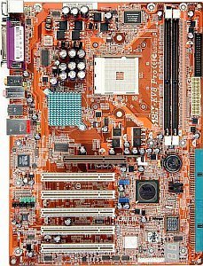 ABIT KV8 Pro (PC-3200 DDR)