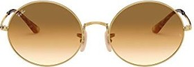 Ray-Ban RB1970 Oval 1970 54mm gold/light brown gradient (RB1970-914751)