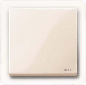 Merten System M Wippe IP44 Thermoplast brillant, weiß (432044)