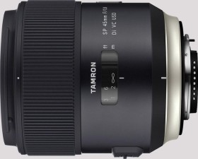 Tamron SP AF 45mm 1.8 Di USD für Sony A schwarz (F013S)