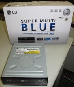 LG BH08LS20 schwarz, SATA, retail