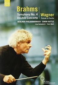 Johannes Brahms & Richard Wagner - Double Concerto (DVD)