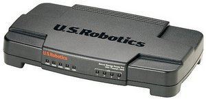 USRobotics Broadband router, 4x 10/100, firewall, File Server (USR418200)