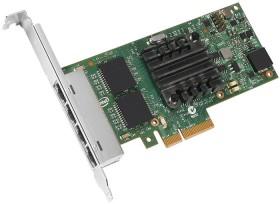 Fujitsu Intel I350-T4, 4x RJ-45, PCIe 2.1 x4 (S26361-F4610-L504)