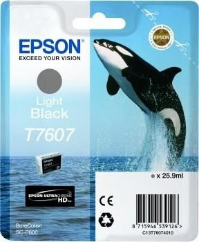 Epson ink T7607 light black (C13T76074010)