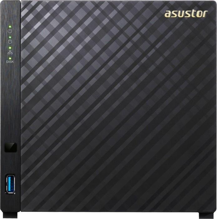 Asustor AS3204T v2, 2x Gb LAN (90IX00W1-BW3S20)