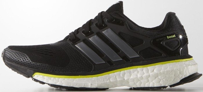 quality design c5ad0 55003 adidas Energy Boost ESM core blacksolar yellow (Herren) (B23154)
