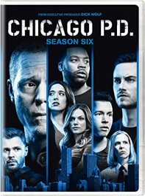Chicago P.D. Season 6 (DVD)