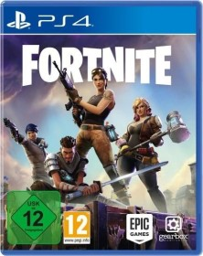 Fortnite - 1000 V-Bucks (Download) (Add-on) (AT) (PS4)