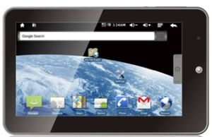 "4G Systems 7"" Tablet 2GB schwarz"