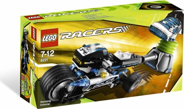 LEGO Racers - Polizei Trike (8221) -- via Amazon Partnerprogramm