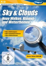 Flight Simulator X: Sky & Clouds (Add-on) (PC)