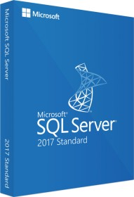 Microsoft SQL Server 2017 Standard Edition inkl. 10 Clients, ESD (deutsch) (PC)