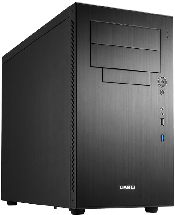 Lian Li PC-A05FNB black