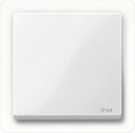 Merten System M Wippe IP44 Thermoplast brillant, polarweiß (432019)
