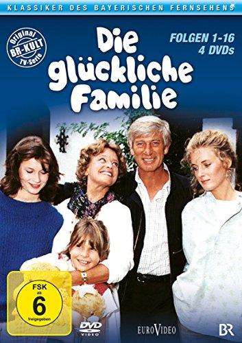 Die glückliche Familie Vol. 1 (Folgen 1-16) -- via Amazon Partnerprogramm