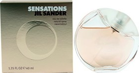 Jil Sander Sensations Eau de Toilette, 40ml