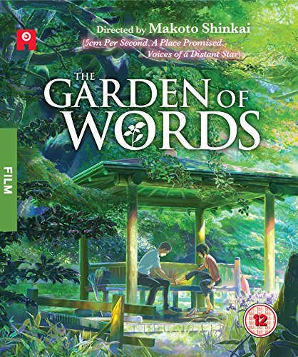The Garden of Words (Blu-ray) (UK) -- via Amazon Partnerprogramm