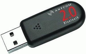 Anycom USB-250 Dongle/Adapter, USB (CC3036)