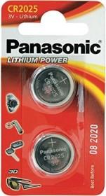 Panasonic CR2025, 2-pack