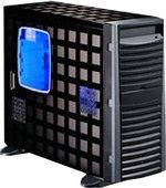 Avance B031 Titanium Black, Midi-Tower (versch. Netzteile)