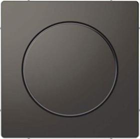 Merten System Design Zentralplatte, anthrazit (MEG5250-6034)