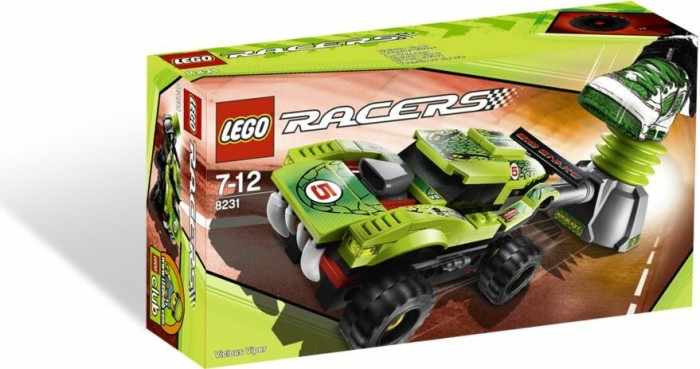 LEGO Racers - Monster Truck (8231) -- via Amazon Partnerprogramm