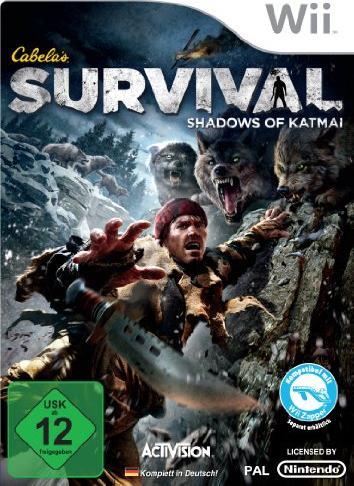 Cabela's Survival: Shadows of Katmai (deutsch) (Wii) -- via Amazon Partnerprogramm