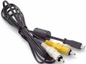Kodak EasyShare 8118390 AV-8 Audio/Video Kabel