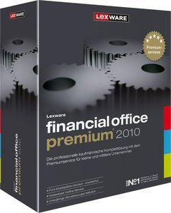 Lexware: Financial Office Premium 2010 10.5, 5 User (deutsch) (PC) (02019-0003)