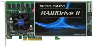 Super Talent RAIDDrive II 480GB, PCIe 2.0 x8 (R2S04801)