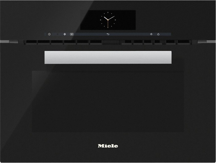 Miele H 6800-1 BM oven with microwave obsidian black (10830540)