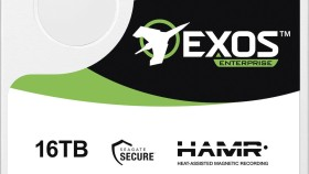 Seagate Exos 16TB, SATA 6Gb/s (ST16000NM0009)