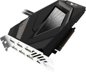 Gigabyte Aorus GeForce RTX 2080 Ti Xtreme Waterforce 11G, 11GB GDDR6, 3x HDMI, 3x DP, USB-C (GV-N208TAORUSX W-11GC)