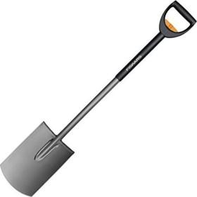 Fiskars Telescopic garden spade, circular (1000620)