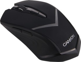 Canyon CNE-CMSW3 Switchable resolution Mouse black, USB