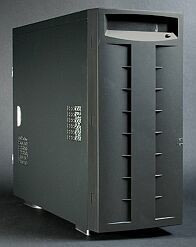 Avance B030 Black Thunder, Midi-Tower (without power supply) -- © CWsoft