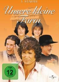 Unsere kleine Farm Season 5 (DVD)