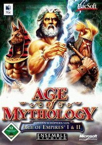 Age of Mythology (niemiecki) (MAC)