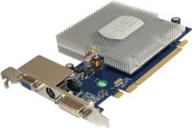 HIS Radeon HD 3450 Platinum-Box, 256MB DDR2, VGA, DVI, S-Video (H345H256NP)