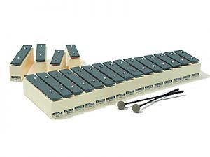 Sonor KS 40 L 1 Tenor-Alt Metallophon
