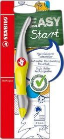 STABILO EASYoriginal right hander ink roller neon yellow/metallic (B-47698-10)